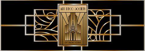 Art Deco Society Of New York | art deco society of new york