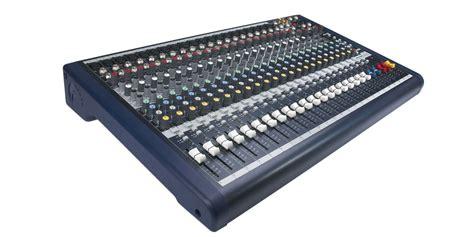 Soundcraft Lx7ii24 24 Channel Mixer Multi Effect Original soundcraft mpmi