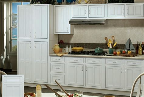 White Cabinet Kitchen Adirondack White Kitchen Cabinets Rta Kitchen Cabinets