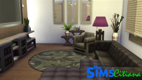 decoração de sala de estar simples e pequena sala simples e moderna