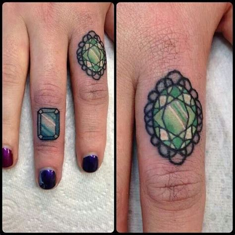 jewel tattoos d jewels awesome tattoos