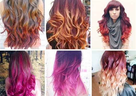ways to color hair 7 temporary ways to color your hair hair care