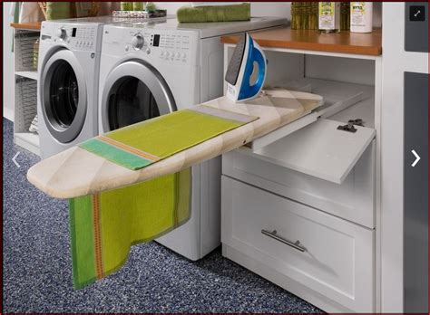 Laundry Room Idea For Ironing Board House Ideas Pinterest Laundry With Ironing Board
