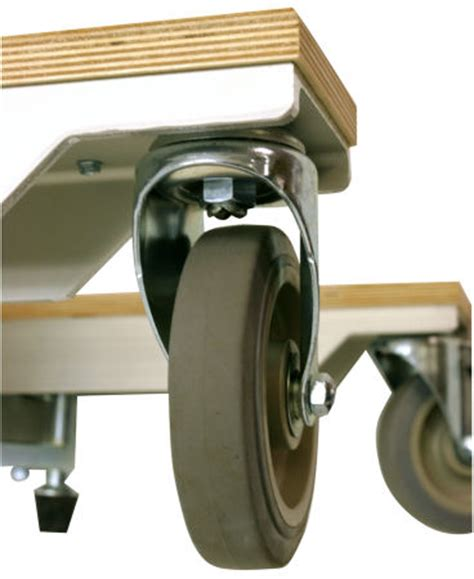installing casters on cabinet the original gillift 174 cabinet lift kit by telpro
