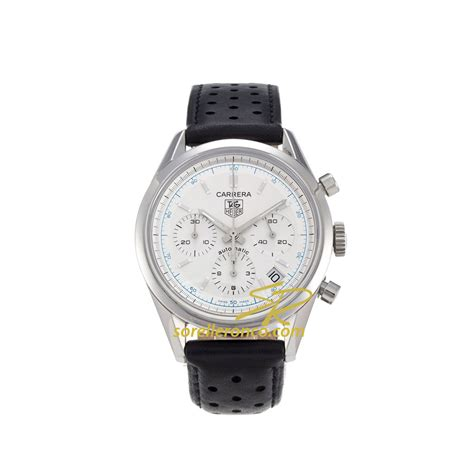 Tagheuer Cal 17 tag heuer chrono quot carrerino quot 39mm automatico