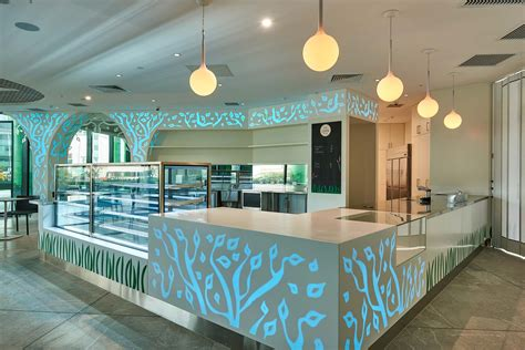 cafe design perth little lion cafe perth children s hospital corian