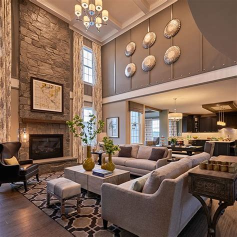 model home interior design images 2018 it s model home monday and we re loving this look at liseter farms by toll brothers home