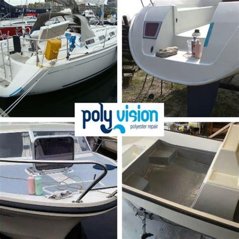 onderhoud polyester boot gelcoat reparatie boot polyester reparatie en