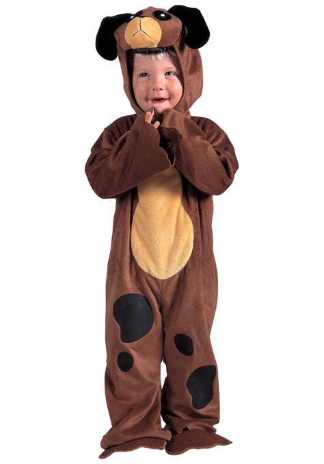 puppy costumes for toddlers toddler fuzzy lil puppy costume