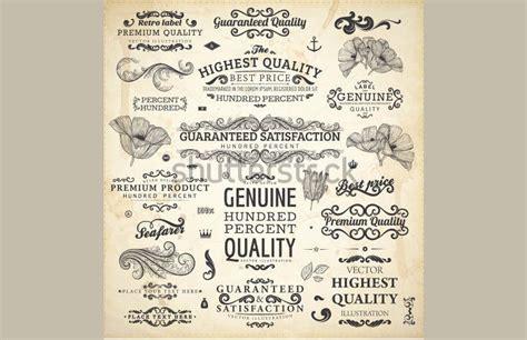 retro design elements  designers