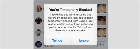How To Find You Ve Blocked On Instagram Help Instagram Has Temporarily Blocked Me How Do I Fix It Hissingkitty