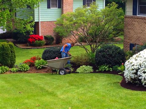 spring landscaping spring landscape maintenance in chambersburg shippensburg