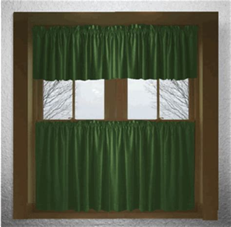 hunter green kitchen curtains solid hunter green cotton curtains