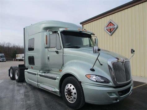 Eagle Truck Sleepers by 2013 International Prostar Plus Eagle Sleeper Semi