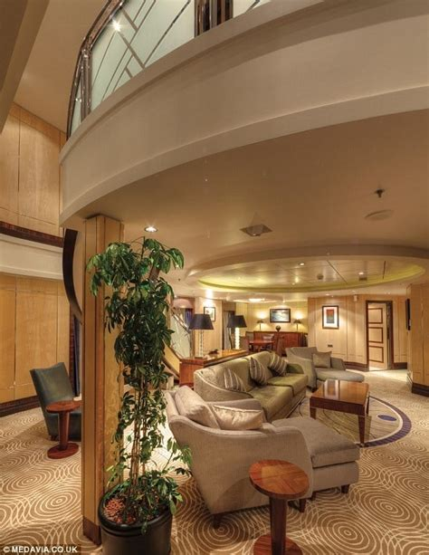 World?s Most Luxurious Cabins on Board the Cunard Line?s