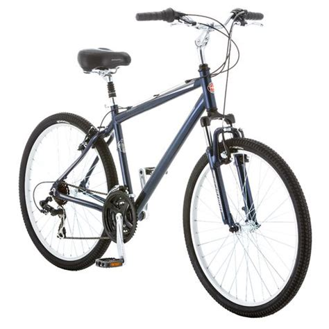 comfortable bike schwinn 174 men s suburban al 26 quot 21 speed comfort bike academy