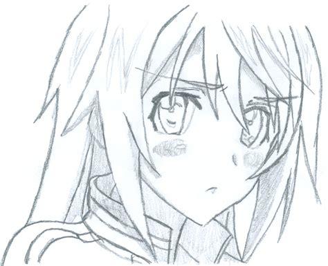 imagenes anime faciles de dibujar mangas para dibujar imagui