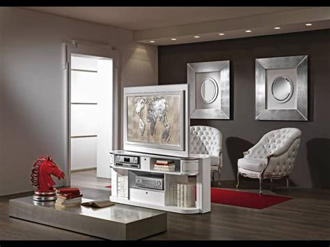 tv in the middle of the living room revolving tv stand vismara design for middle room tv turn