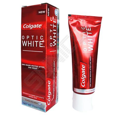 toothpaste whitening colgate optic white toothpaste reviews in toothpastes
