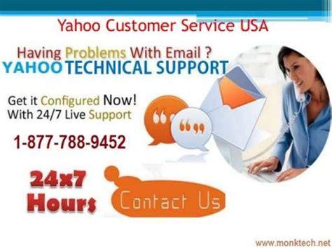 email yahoo customer service yahoo customer service l 1 877 788 9452