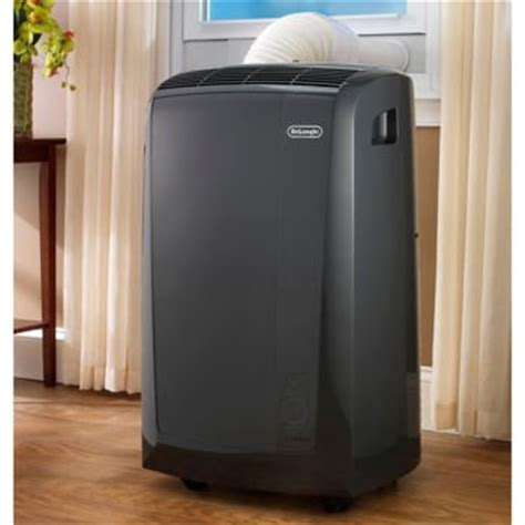 Air Conditioner One Room by Delonghi Pinguino 11 000 Btu 3 In 1 Portable Room Air