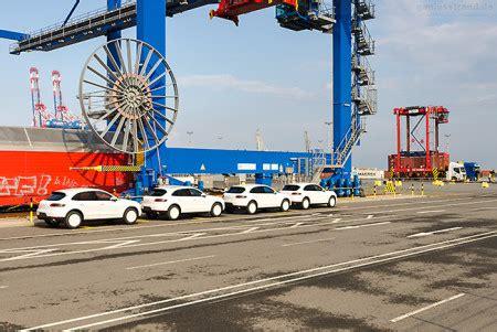 Porsche Wilhelmshaven der jadeweserport wird porsche parkplatz artikel