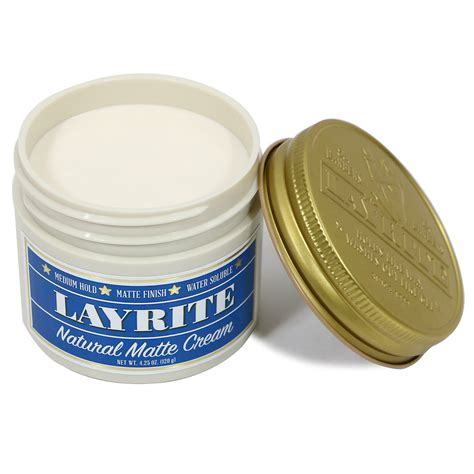 Pomade Layrite layrite matte pomade 4 25 oz merch2rock
