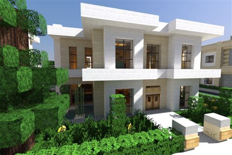Home Design Realistic Realistic Modern Minecraft Houses Minecraft