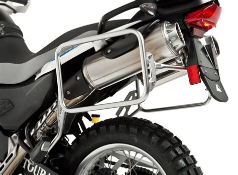 bmw g650gs sertao accessories zega pro pannier system bmw g650gs sertao f650gs