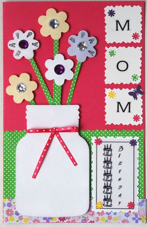 birthday card ideas for mom mom s birthday stin up pinterest