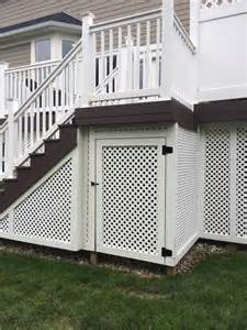 deck privacy lattice best 25 lattice deck ideas on lattice ideas