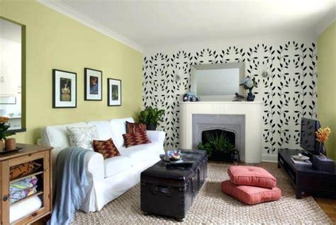 warna cat dinding ruang tamu  sejuk