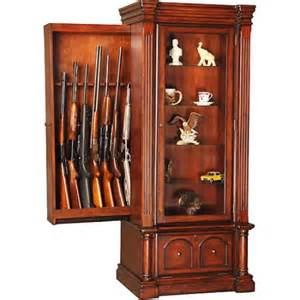 gun cabinets for sale walmart american furniture classics jamestown curio gun cabinet