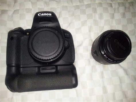Bekas Kamera Canon Eos 650d jual canon 650d kamera dan lensa bekas