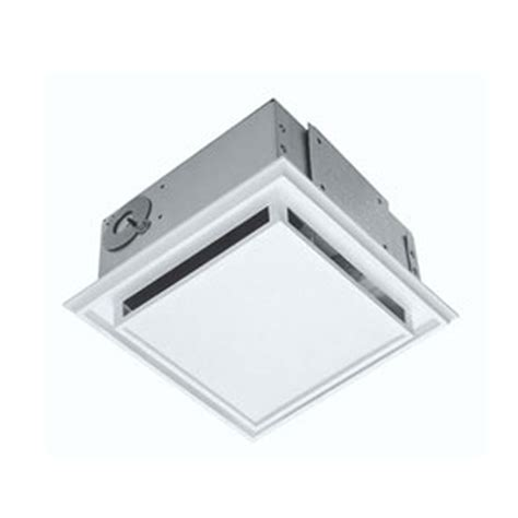 ductless bathroom exhaust fan with light broan nutone 682 duct free ceiling wall mount bathroom