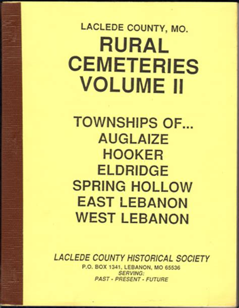 Auglaize County Divorce Records Laclede County Missouri Rural Cemeteries Volume Ii