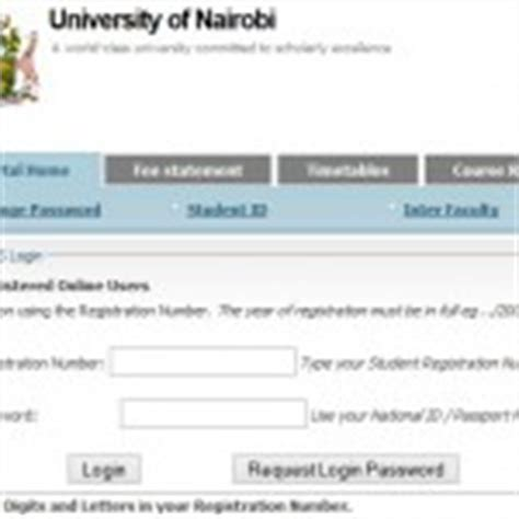 Letter Of Acceptance Egerton 187 Kenyatta Student Portal Booking Rooms Admission Letters Hostels Course