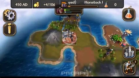 civilization android hd civilization revolution 2 gameplay ios android proapk
