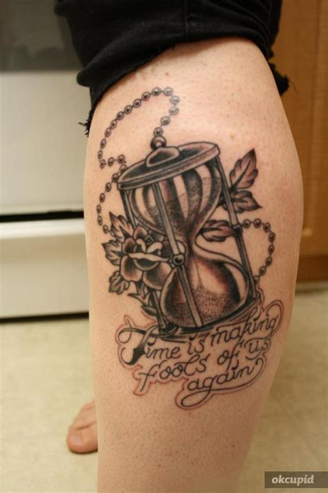 time turner tattoo yeah harry potter tattoos