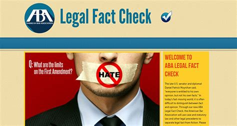 checking website aba launches fact checking website minnesota lawyer
