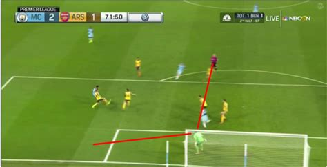 arsenal offside should david silva s actions negated manchester city s