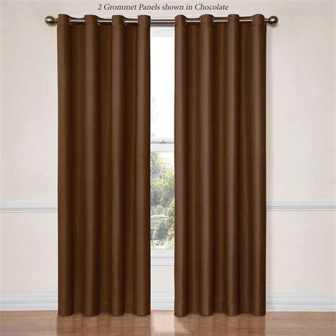 Dane thermaback room darkening grommet curtain panels