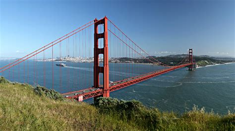 Golden Gate Bridge wallpaper HD 3200x1800