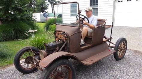still using the old model for sexist car advertisements ms still running model t ford starts 60 years old youtube