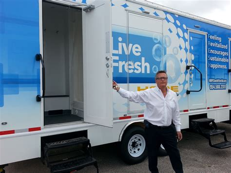 Mobile Showers For The Homeless by Groups Begin Program To Offer Mobile Showers To Homeless
