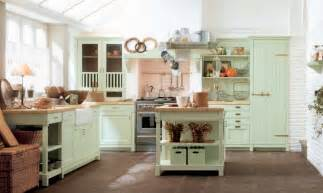 country kitchen idea mint green country kitchen decor interior design ideas