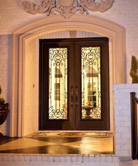 Houzz Exterior Doors Fiberglass Steel Doors Traditional Front Doors Ta By Us Door More Inc