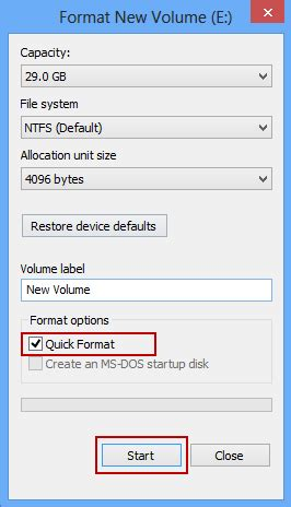 quick format cd rw how to recover files after quick format bitrecover blog