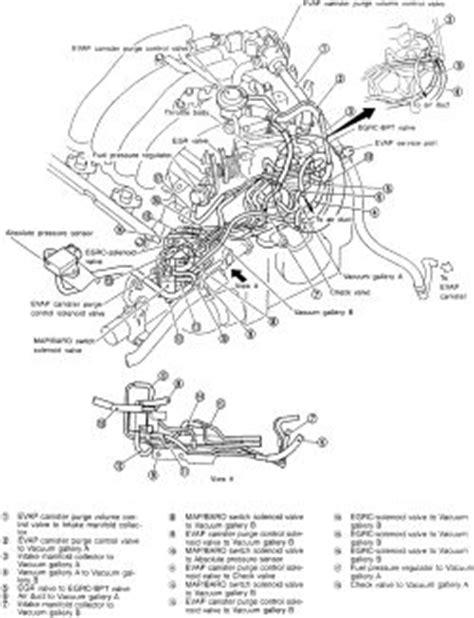 nissan cefiro 2001 engine diagram wiring diagrams