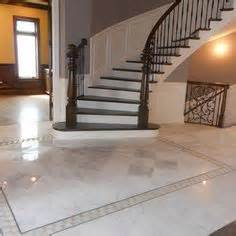 How To Tile Interior Stairs Entry On Pinterest Tile Flooring Tiled Floors And